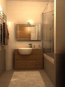 дизайн дома : Ванные комнаты в . Автор – AnARCHI