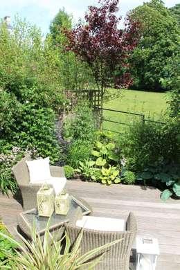 modern Garden by Dawn Garden Design