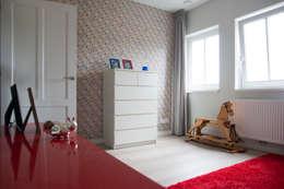 Jongens kamer: landelijke Kinderkamer door Hemels Wonen interieuradvies en ontwerp