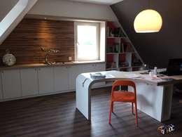 Architecture intérieur Brest - Rénovation d'un bureau: Bureau de style de style Classique par Ad Hoc Concept architecture