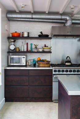 Projekty,  Kuchnia zaprojektowane przez Mustard Architects