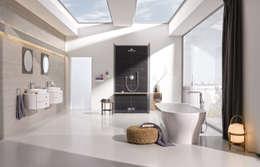 GROHE Essence New: moderne Badkamer door Grohe Nederland BV