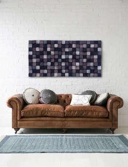 Walls & flooring by DrewnianaŚciana
