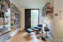 minimalistic Study/office by Will Eckersley