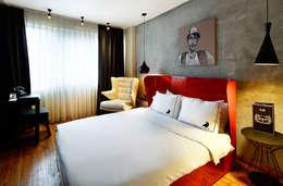Hoteles de estilo  por Kadir Asnaz Photography