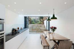 minimalistic Kitchen by Will Eckersley