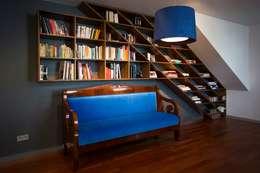 STARE BABICE: styl nowoczesne, w kategorii Ściany i podłogi zaprojektowany przez INSPACE