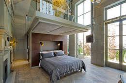 eclectic Bedroom by Will Eckersley