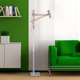 modern Living room by Anchovisdesign
