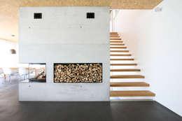 moderne Woonkamer door skizzenROLLE