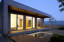 moderne Tuin door kaichun1000