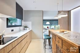 scandinavian Kitchen by Dröm Living