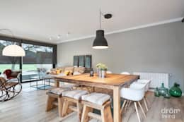 scandinavian Dining room by Dröm Living