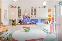 modern Kitchen by barbarapenninoarchitetto