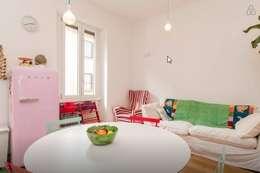 modern Living room by barbarapenninoarchitetto