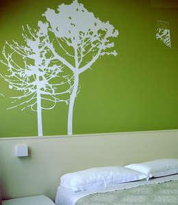 MITA PASSERINI interior designer:  tarz Oteller