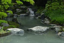 Jardines de estilo asiático de japan-garten-kultur
