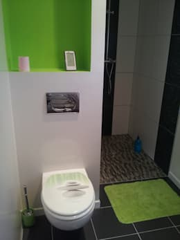 jennifer andrieu의  화장실
