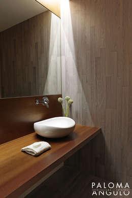 Ванные комнаты в . Автор – Interiorismo Paloma Angulo