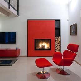 Lormet: modern tarz Oturma Odası