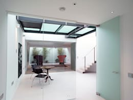 Go Glass Ltd: modern tarz Oturma Odası