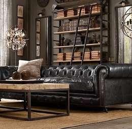 Paisajismo de interiores de estilo  por Luxury Stone / Billionaire Furniture Club
