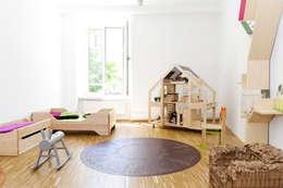 modern Nursery/kid's room by Bebemoda