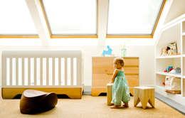 Bebemoda: modern tarz Çocuk Odası