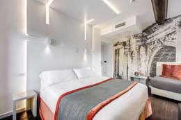 غرفة نوم تنفيذ Arch. Lamberto Grutter
