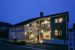 Projekty, industrialne Domy zaprojektowane przez dwarf