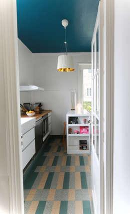 cuisine après: Cuisine de style de style Moderne par ALM Archi Design