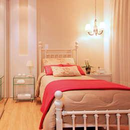 Спальная комната  в . Автор – Neoarch