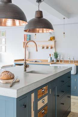industriële Keuken door It Woodwork