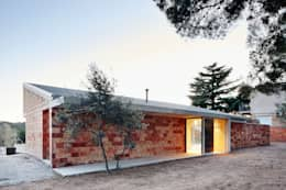 Casas de estilo industrial por Pepe Gascón arquitectura