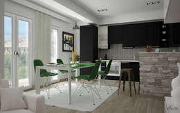 廚房 by Santoro Design Render