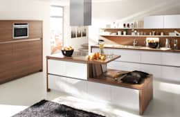 Küchenträume von Josef Kriener: moderne Küche von Küchenwerkstatt Josef Kriener