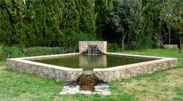 بركة مائية تنفيذ Jordi Alsina s.l