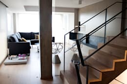 Corridor & hallway by estudio RILAIN