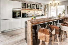 Cocinas de estilo moderno por ZABOROWSKI ** Kreativer Innenausbau