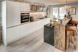 modern Kitchen by ZABOROWSKI ** Kreativer Innenausbau