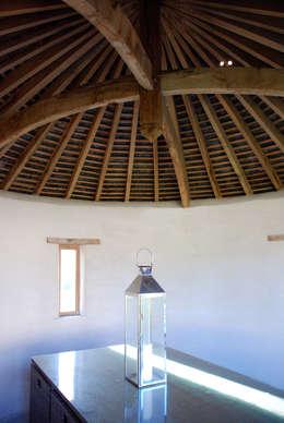 landelijke Tuin door The Bazeley Partnership