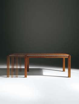 creativi e contemporanei. i tavoli allungabili per la casa moderna - Come Estendere Un Tavolo Allungabile Lato