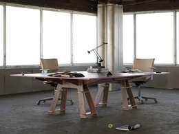 todó mobiliario: Estudio de estilo  por lorenzo alvarez arquitectos