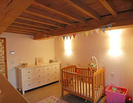 Quarto infantil  por The Bazeley Partnership