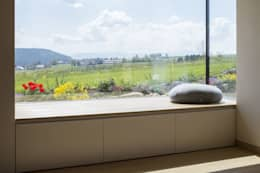 Haus Hiemer:  Fenster von architektur + raum