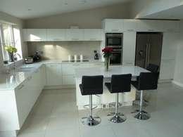 Projekty,  Kuchnia zaprojektowane przez Intoto Wokingham