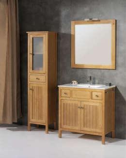 Banheiro  por Bañoweb