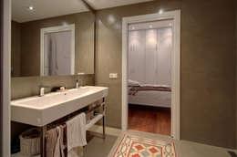 minimalistische Badkamer door ELIX