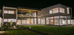 Jardines de estilo minimalista por VG+VM Arquitectos