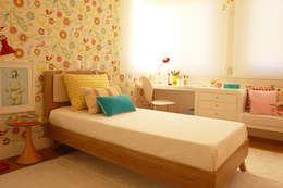 CASA MM   MM HOUSE: Quarto infantil  por Sandro Clemes